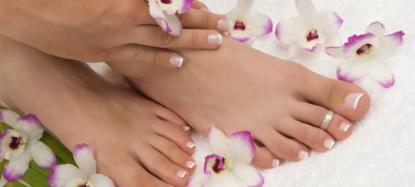 voet pedicure aan huis